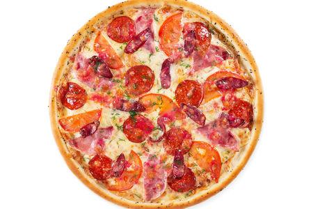 Пицца Ассорти колбаски