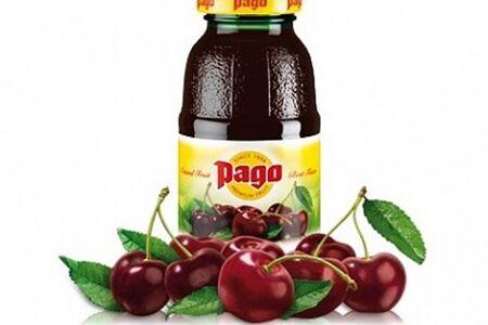 Паго сок вишневый 200 мл