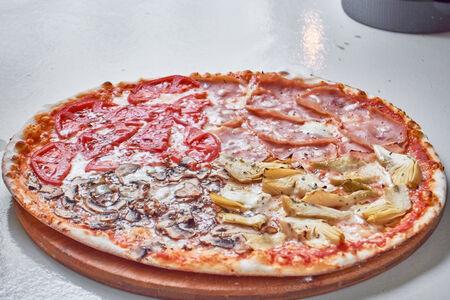 Пицца Куатро Стаджионе