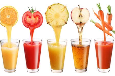Апельсиновый сок (свежевыжатый)