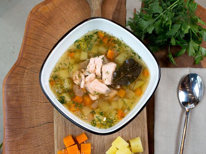 Суп Рыбная похлебка