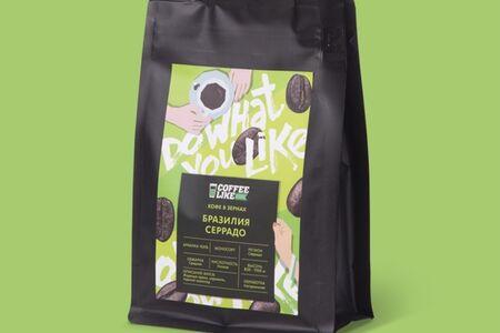 Кофе 250 грамм Бразилия - Серрадо