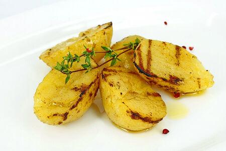 Картофель запечённый в печи