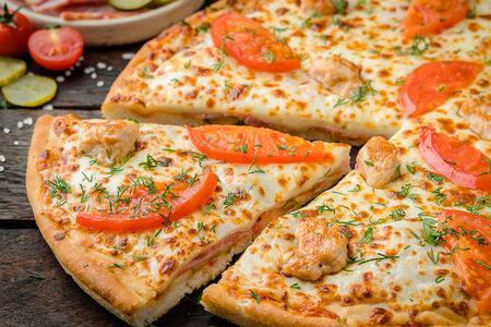 Пицца Двухслойная