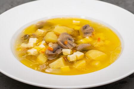 Суп Итальянский сырный