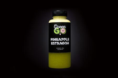 Детокс-коктейль Pineapple Estragon