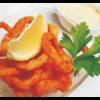 Фото к позиции меню Кольца кальмаров фри