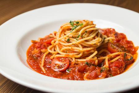 Спагетти Помадори