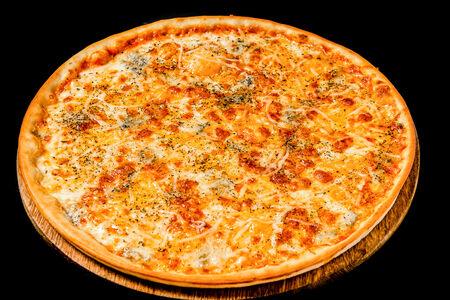 Пицца Сырный кратер