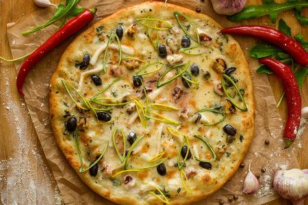 Пицца Фрутти Ди Марэ