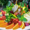 Фото к позиции меню Ассорти сезонных фруктов