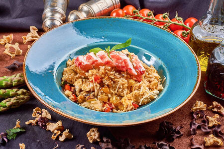 Рис Khao pad poo