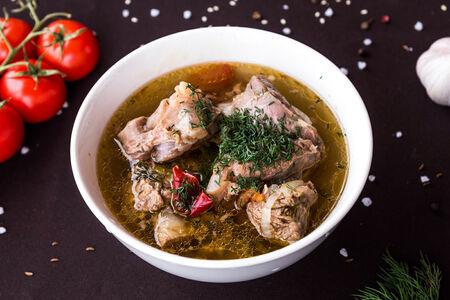 Суп Шурпа из телятины