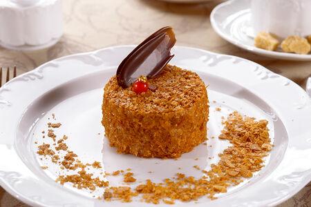 Пирожное Морковное