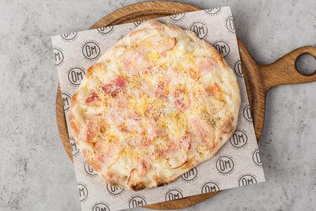 Римская пицца Карбонара