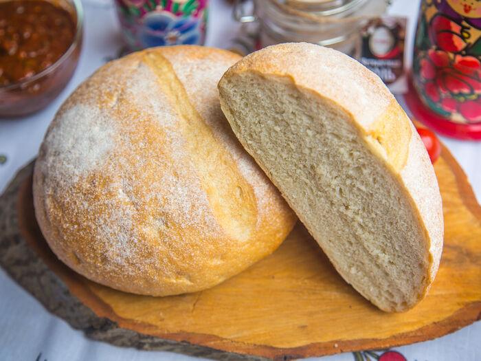 Хлеб По-Домашнему