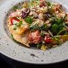 Фото к позиции меню Цыпленок Тандури с листьями салата
