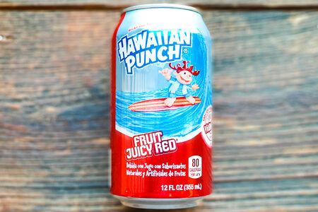 Сок Hawaiian Punch