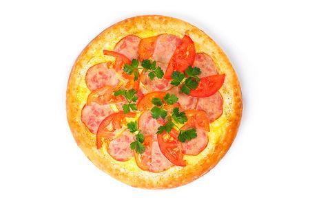 Пицца с Куриным рулетом Халяль