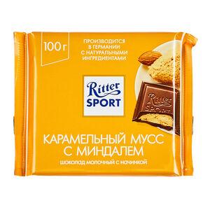 Ritter Sport карамельный мусс