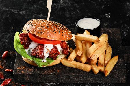 Сэндвич Чак Норрис
