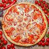 Фото к позиции меню Пицца Пепперони Делюкс
