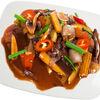 Фото к позиции меню Жареная говядина в устричном соусе