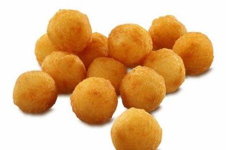 Картофельные шарики со сметаной 200г