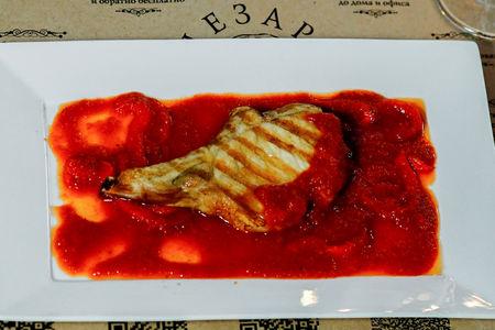 Телятина с Тосканским соусом