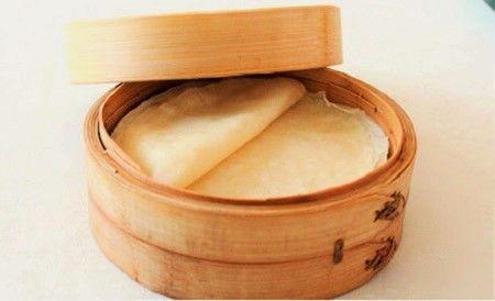 Пшеничные блины на пару (100 гр)