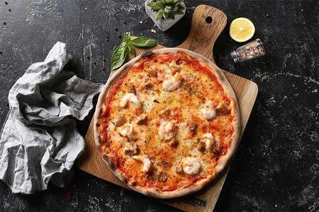 Пицца Море и Горы