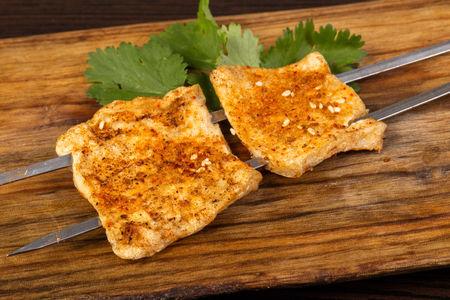 Тофу на гриле