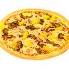 Фото к позиции меню Пицца Гавайская с курицей
