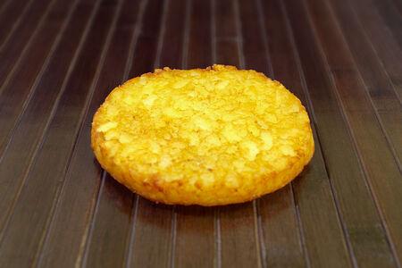 Оладушки картофельные