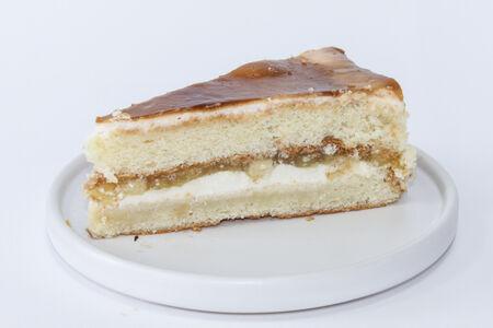 Торт Яблочный