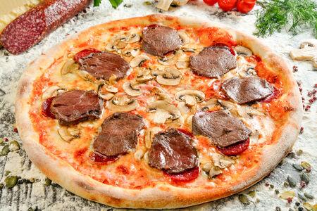 Пицца Европейская