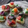 Фото к позиции меню Ассорти бутербродов