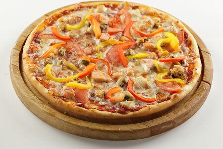 Пицца Рыбное ассорти