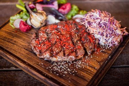 Лафимен стейк  из мяса фермерских бычков
