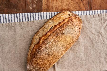 Хлеб Деревенский серый