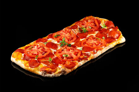 Римская пицца Пепперони
