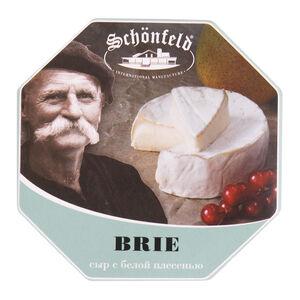 Бри Schonfeld с белой плесенью