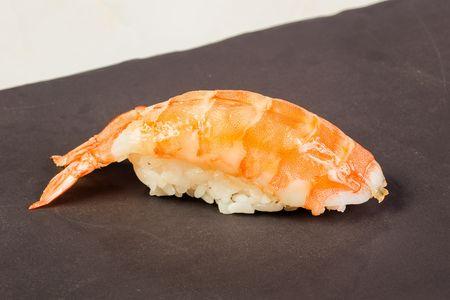 Суши Тигровая креветка эби