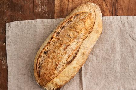 Хлеб Деревенский белый