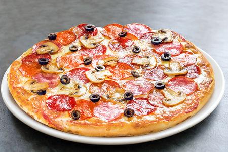 Пицца Эспаньола маленькая