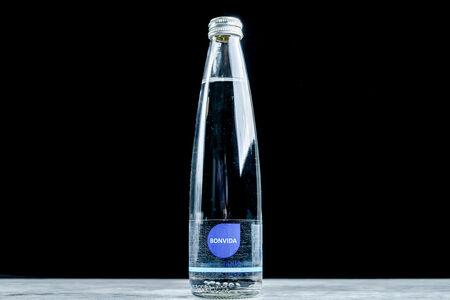 Вода газированная Bonvida