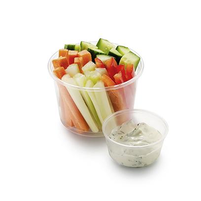 Салат Овощи Mix