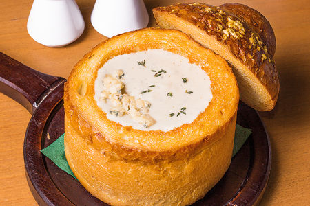 Суп Скорепка
