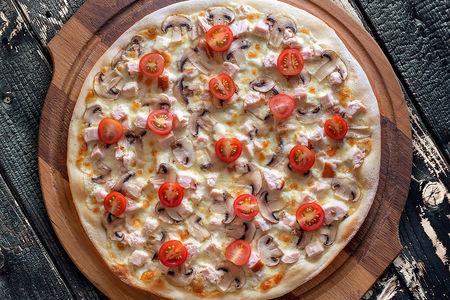 Пицца Гранде Жульен