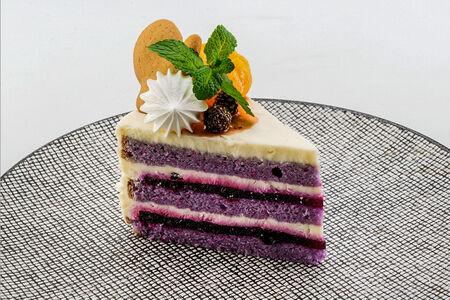Торт Лавандовый